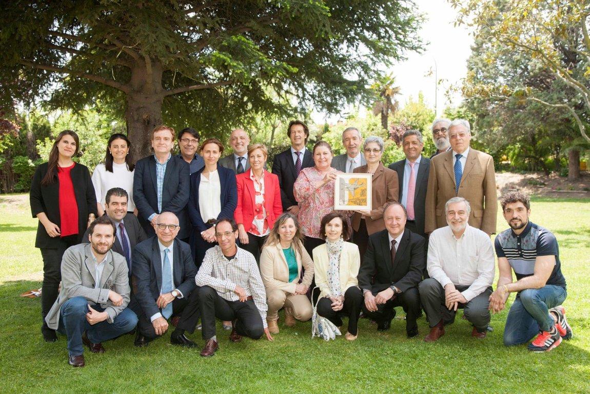 Jurado de los premios Afectivo Efectivo del 2016