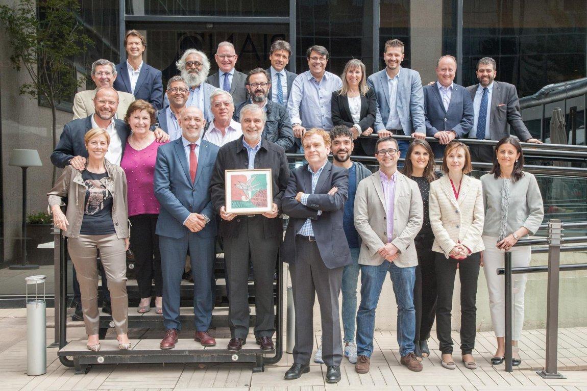Jurado de los premios Afectivo Efectivo del 2017