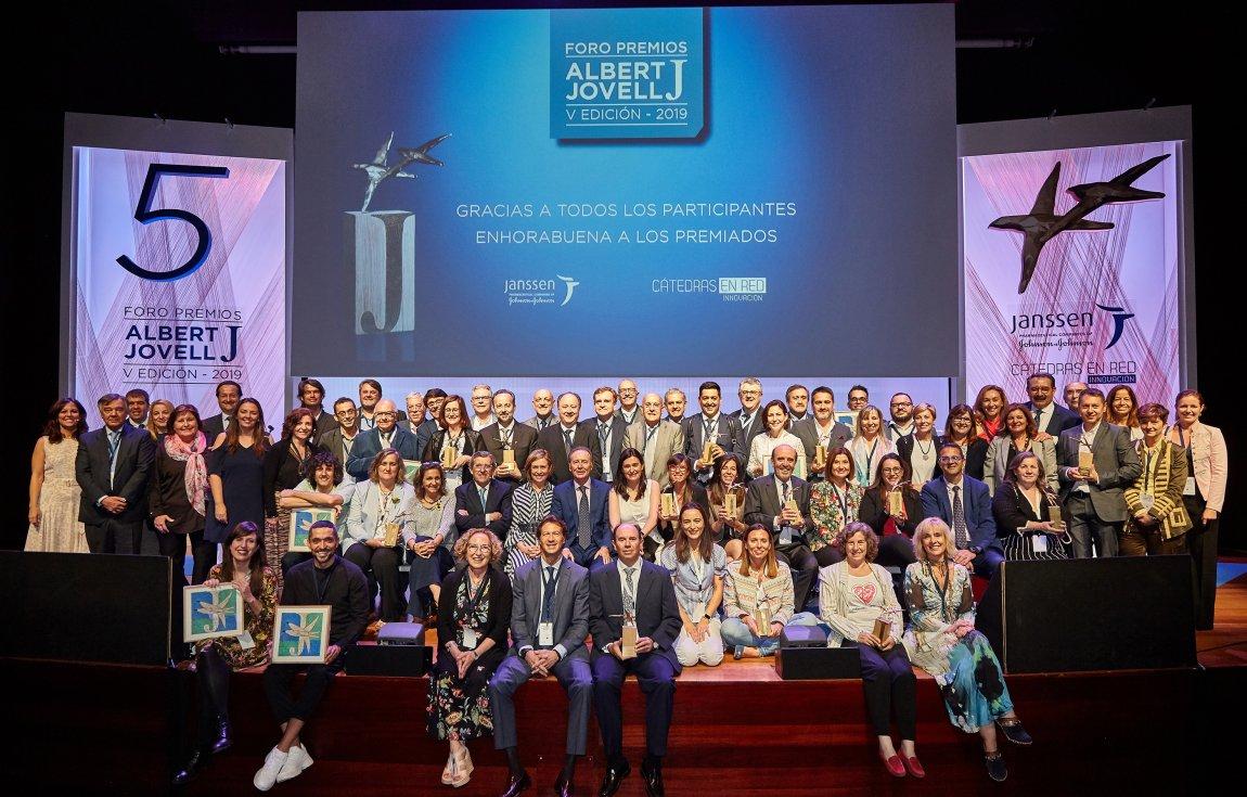 Premiados Jovell 2019