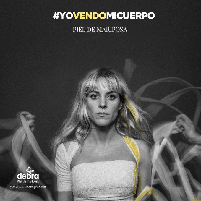 Campaña #Yovendomicuerpo