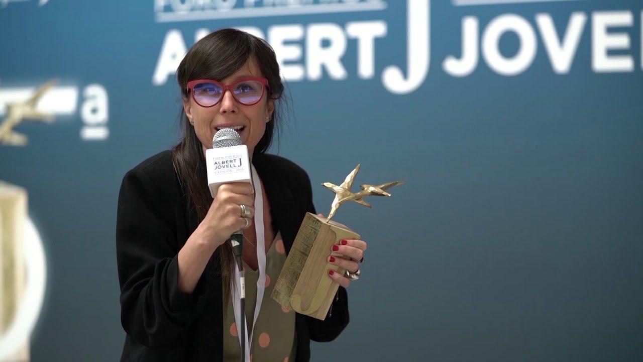 Campaña #Yovendomicuerpo, DEBRA-Piel de mariposa | Premios Jovell 2019