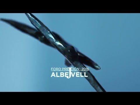 Anuncio 2016 | Segunda Edición Foro Premios Albert Jovell