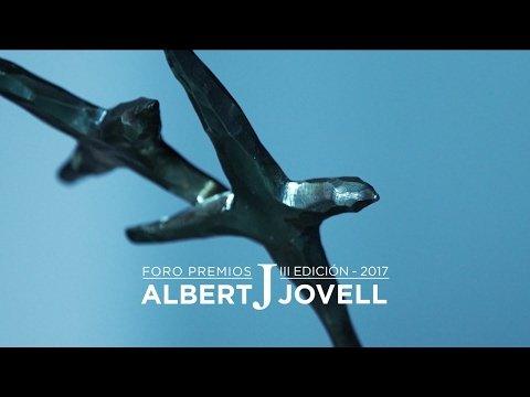 Anuncio  | Foro Premios Albert Jovell 2017