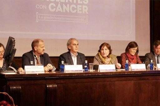Listado XIII Congreso Nacional de Pacientes con Cáncer